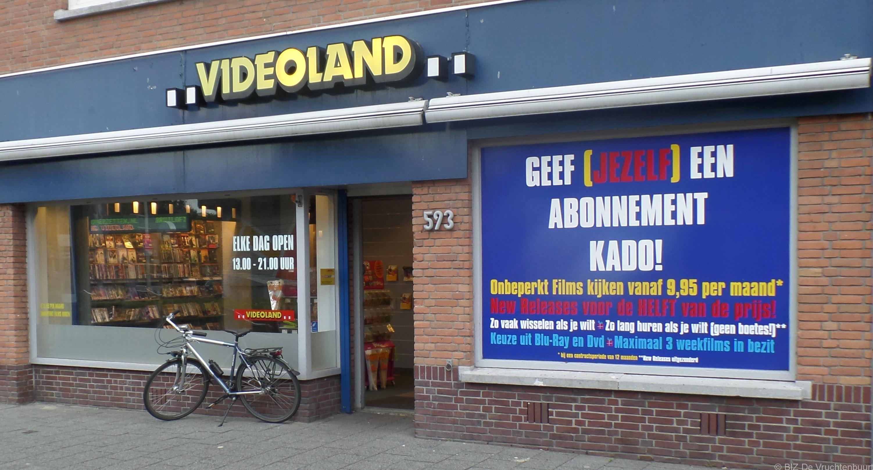 Videoland Den Haag