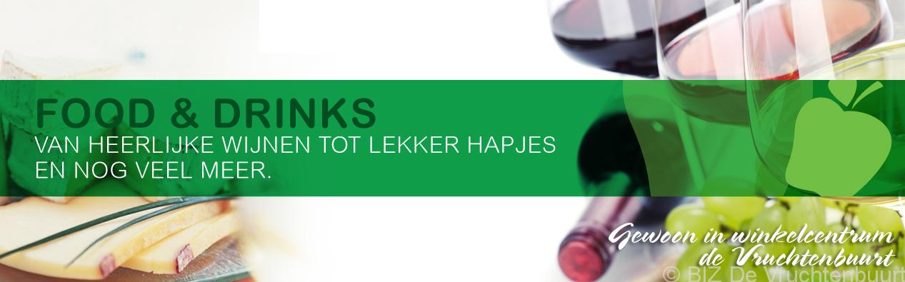 Winkelcentrum de Vruchtenbuurt, nog steeds de gezelligste buurt van Nederland. Voor al uw dagelijkse boodschappen. U vindt onze winkels in de Appelstaat en Vlierboomstraat Het ruime aanbod aan winkels en ondernemingen in Winkelcentrum de Vruchtenbuurt zorgt ervoor dat u voor al uw boodschappen kunt slagen. De Appelstraat- en de Vlierboomstraat met hun gezellige jaren '30 uitstraling geven het Haagse winkelcentrum een dorps karakter en sfeer. Naast een aantal grote winkelnamen zijn er tal van ambachtelijke winkels, gespecialiseerd op het gebied van eten en drinken, mode, verzorging, ontspanning, dagelijkse boodschappen, enz. Met winkels in de Appelstraat en de Vlierboomstraat. Voor al uw dagelijkse boodschappen 11 NOVEMBER LAMPIONNENOPTOCHT & SHOPPING NIGHT! Woensdag 11 november Lampionnenoptocht en Koopavond in Winkelcentrum de Vruchtenbuurt! Meer informatie volgt. Zet hem vast in je agenda! EEN NIEUWE ZAAK IN WINKELCENTRUM DE VRUCHTENBUURT! Het doet ons veel genoegen weer een nieuwe aanwinst voor ons winkelcentrum te mogen verwelkomen. Ultra Outdoor Sports opende zaterdag 5 september feestelijk de deuren aan de Appelstraat 131. Hartelijk welkom en veel succes toegewenst. HERINRICHTING APPELSTRAAT De middenberm van de Appelstraat is in een nieuw jasje gestoken. Wellicht had u het al gezien, maar de Appelstraat is veranderd en opnieuw ingedeeld. Zo is er een wandelpad gemaakt en zijn er nieuwe planten geplaatst. Het resultaat mag er zijn. Een ware parel in ons winkelgebied. Voor al uw boodschappen! Eten & Drinken Kleding & Accessoires Verzorging & Vrije Tijd Slapen & Ontspanning Kids & Fun Shopping ... en nog veel meer!